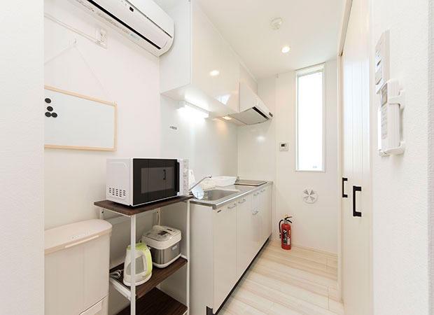 キッチン(1階・2階)
