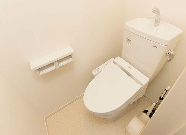 トイレ(1階・2階)